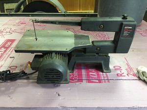 16 Craftman Scroll saw for Sale in Chicago, IL