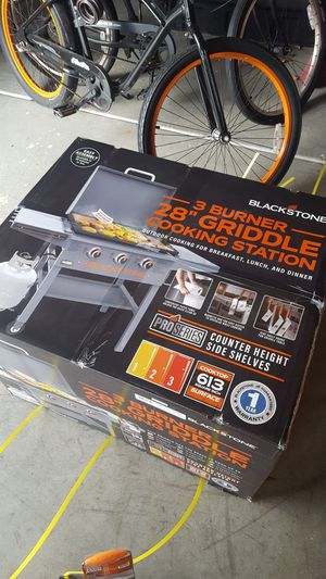 Blackstone bbq griddle Professional Series for Sale in Cape May, NJ