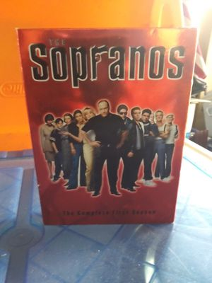 Sopranos DVDs for Sale in Columbus, OH