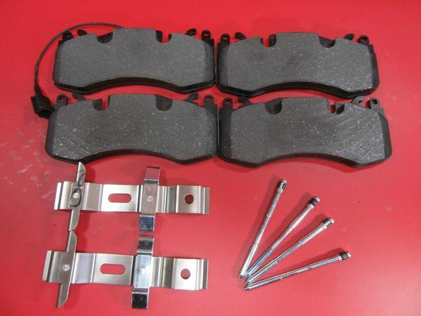 Maserati Levante S front brake pads OE FORMULATED