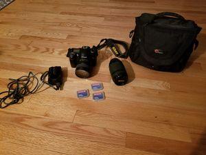 Nikon D70s Camera package for Sale in Alexandria, VA