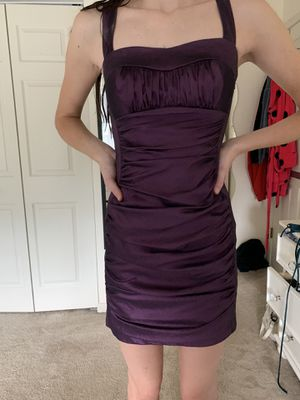 Purple homecoming dress for Sale in HOFFMAN EST, IL