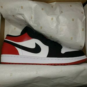 VNDS BLACK TOE 1 LOW [SZ. 10][NO BOX][FIRM!] for Sale in Bristol, CT