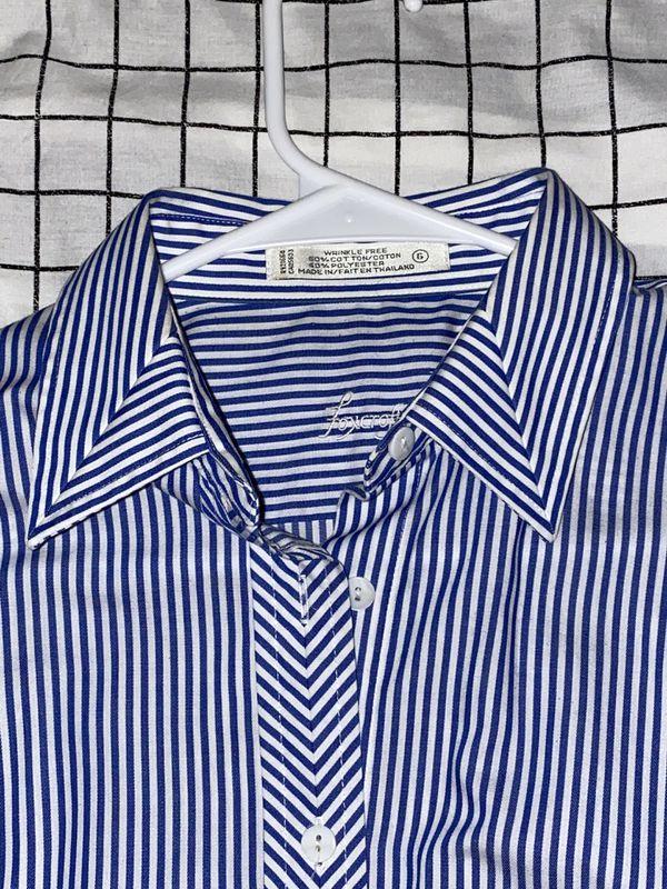 Foxcroft button up shirt