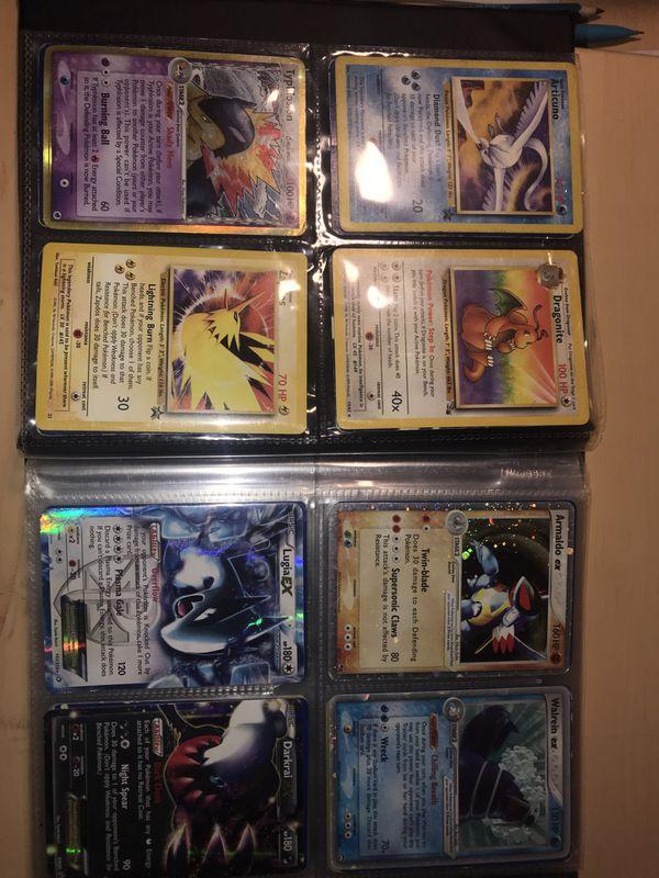 1300+ POKEMON CARD LOT
