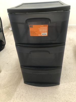 $10 dresser organizer clothes drawers for Sale in San Marcos, CA