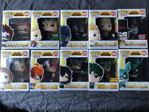 Funko Pop My Hero Academia Compress Deku Vinyl figure collectible toy for Sale in Los Banos, CA