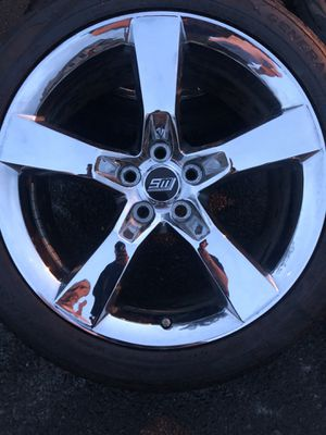 Sport Muscle Rims and Tires for Sale in Franklin Township, NJ