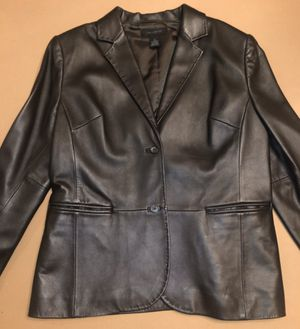 The Limited 100% Leather Jacket / Blazer for Sale in Flower Mound, TX