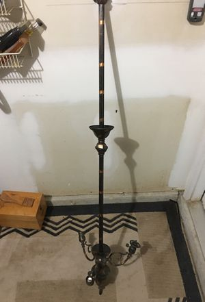 Rare JApaned metal paiste lighting company 3 atm chandeliers for Sale in Fuquay-Varina, NC