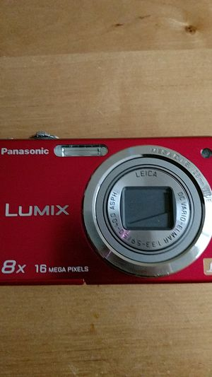 Lumix digital camera for Sale in Redmond, WA