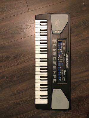 Techno-Beat Electronic Keyboard for Sale in Sanger, CA