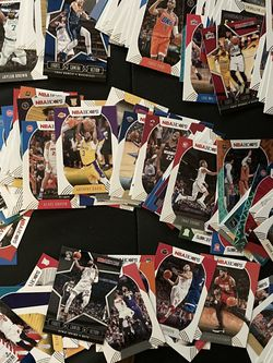 2021 NBA card Lot for Sale in Decatur,  GA