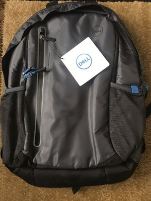 Dell laptop backpack with tags for Sale in Grand Prairie, TX