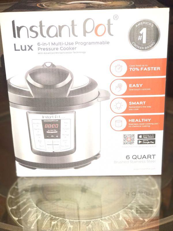 Instant Pot (Brand New)