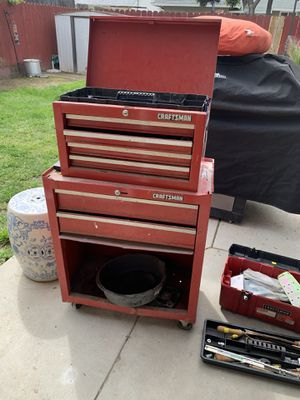 Tool box and Tools for Sale in Fresno, CA
