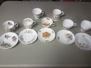 Variety of fine Bone China for Sale in Vancouver, WA