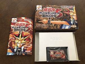 Yugioh Nintendo GameBoy Advance game for Sale in Pompano Beach, FL