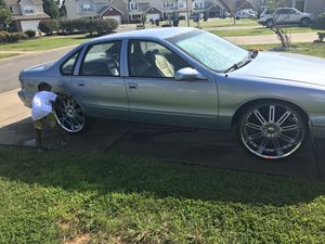 Automobile 1995 Chevy $6500 or best for Sale in Murfreesboro, TN