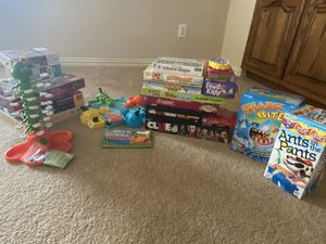 Assorted Game Collection for Sale in Little Elm, TX