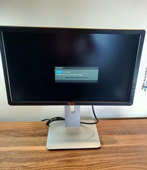 Dell Flat panel computer monitor for Sale in Ray, MI