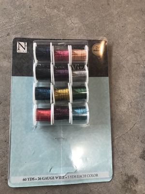 Art supplies , wires and plastic for Sale in Lynnwood, WA