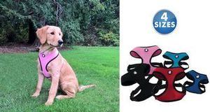 Soft and comfy mesh dog harness for Sale in Oxford, NC