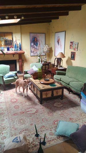 Antique furniture set. Dog not included 😅 for Sale in Tucson, AZ