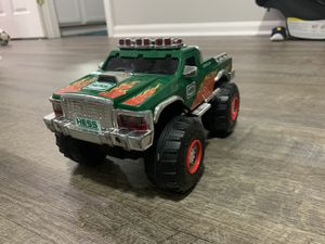 "Hess Monster Truck Toy 10"" Collectible for Sale in Aurora, IL"