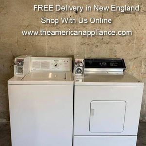 Kenmore/Whirlpool Coin Op Washer Dryer, Lifetime Warranty Available! for Sale in Cranston, RI