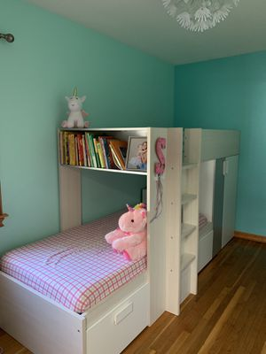 Modern European Bunk Bed for Sale in Brooklyn, NY