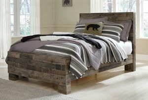 Ashley Furniture Multi Gray Queen Size Bed Frame for Sale in Santa Ana, CA