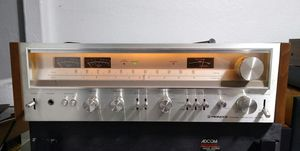 Pioneer sx-780 stereo receiver. Looks and works great for Sale in Delano, CA
