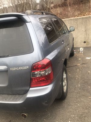 Toyota Highlander for Sale in New Haven, CT