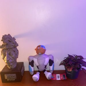 Teen Titans Cyborg New With Tags for Sale in Minneapolis, MN