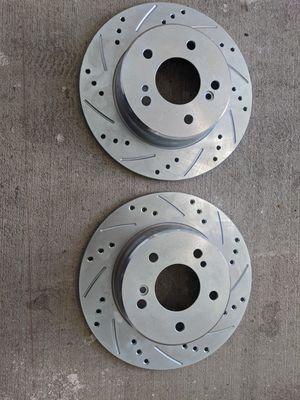 Rear Brake Discs Mercedes Benz C230 C240 C280 SLK230 SLK289 for Sale in Anaheim, CA