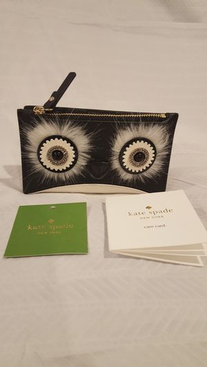 Kate Spade NEW YORK Dashing Beauty Penguin Mikey wallet for Sale in Vienna, VA