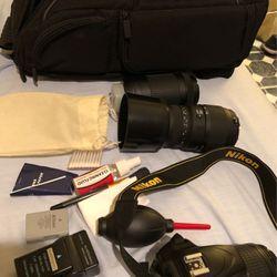 Nikon D3400 for Sale in Los Angeles,  CA