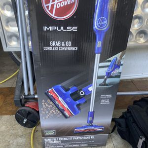 Hoover Impulse Brand New Cordless Vacuum $200 Retail for Sale in Los Angeles, CA