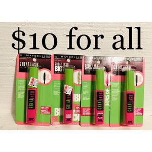Mascara Bundle for Sale in Universal City, TX