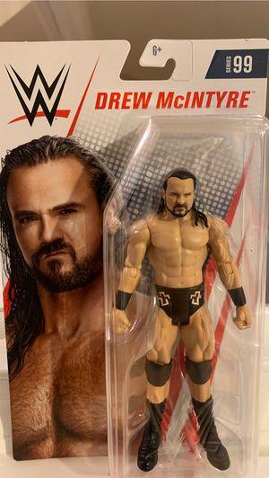 WWE Drew McIntyre action figure/toy for Sale in Lorton, VA
