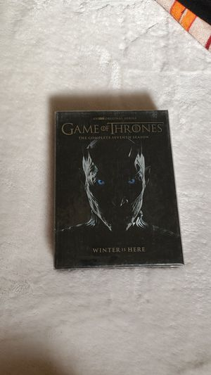 Game of Thrones: Season 7 DVD set for Sale in Seattle, WA