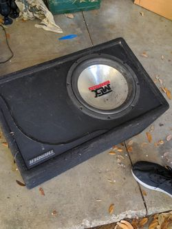 Box And Mtx Auto 12 for Sale in Fort Myers,  FL