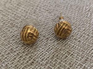 Kate Spade gold stud earrings for Sale in Los Angeles, CA