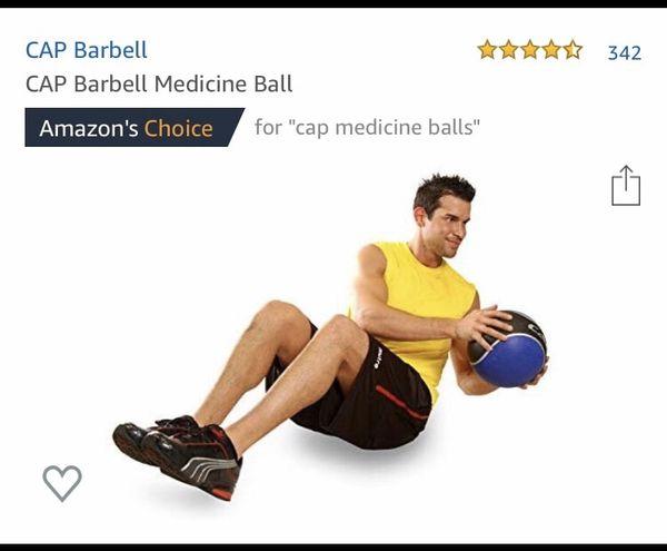 Medicine Ball - 6lb
