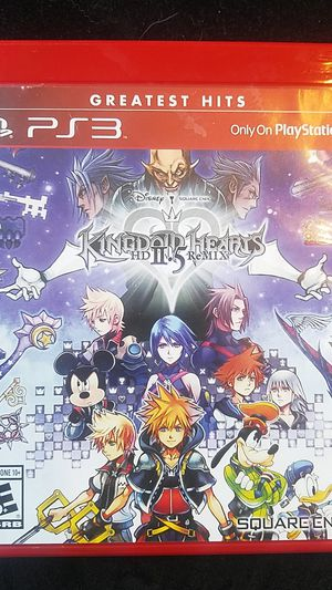 PS3 Kingdom Hearts 2.5 for Sale in Fairfax Station, VA