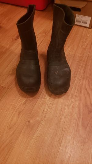 Shoes for Crews - Soft Toe Boots - Used for Sale in Fort Worth, TX
