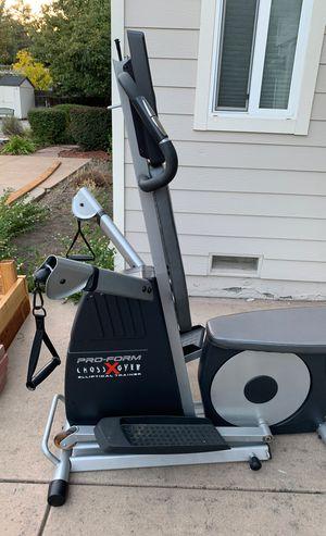 Multi use elliptical machine for Sale in Walnut Creek, CA