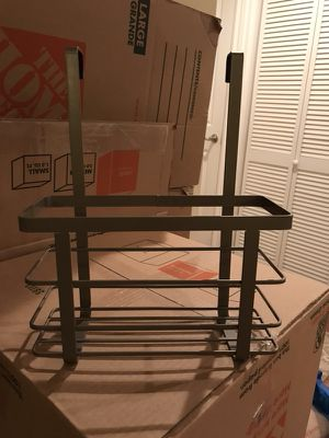 Over the cabinet or door storage rack for Sale in Chicago, IL