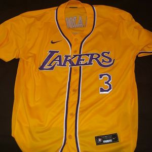 BRAND NEW ANTHONY DAVIS JERSEY (SIZE DOUBLE X) for Sale in Perris, CA